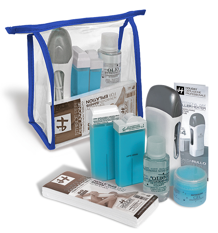 Beauty Kit Blu