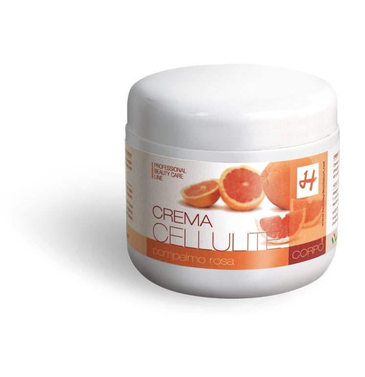 Pink Grapefruit Cellulite Body Cream